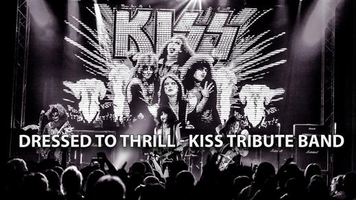 Bild för Dressed to Thrill - KISS Tribute Band, 2020-03-13, Charles Dickens Pub & Restaurang