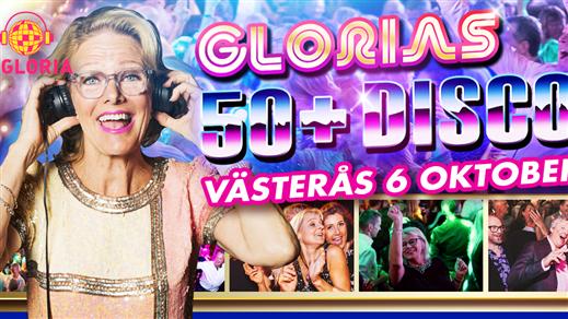 Bild för Glorias 50+ DISCO VÄSTERÅS 6 oktober 2018, 2018-10-06, Publik