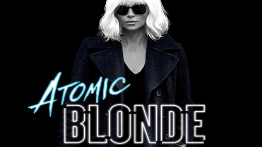 Bild för Atomic Blonde   (15 år), 2017-08-04, Biosalongen Folkets Hus
