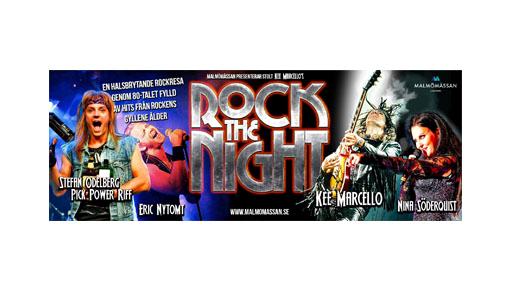 Bild för Julshow på Malmömässan - Rock The Night, 2018-12-14, Malmömässan