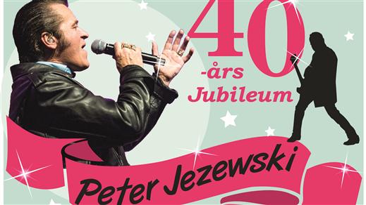 Bild för Peter Jezewski 40-årsjubileum, 2017-10-19, Intiman