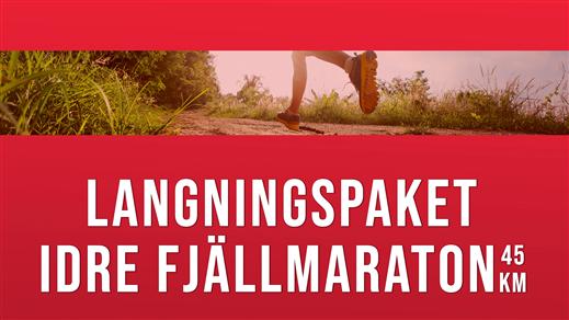 Bild för Enervit Langningssevice Idre Fjällmaraton, 2020-08-22, Idre fjäll
