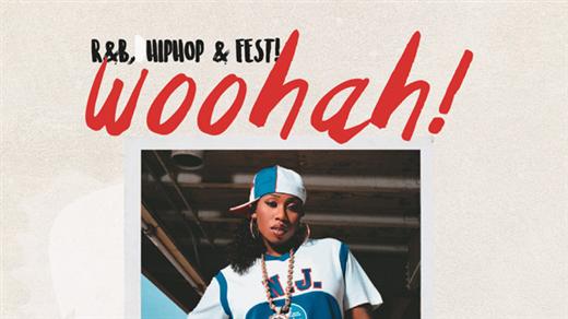 Bild för WOOHAH! – R&B, HIPHOP & FEST, 2016-10-15, Babel