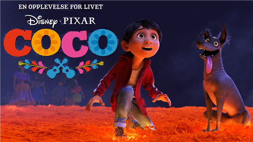 Bild för Coco (Sv. tal), 2018-02-25, Bio Oskar