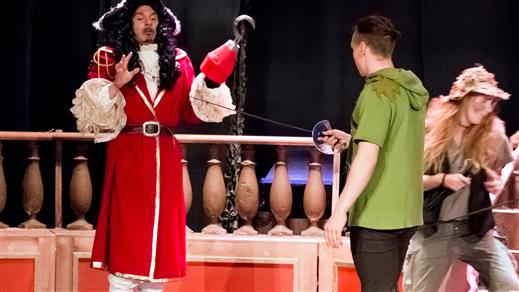 Bild för Peter Pan & den förskräcklige Kapten Krok, 2018-02-18, OSD PB hallen 572