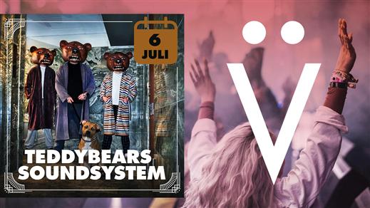Bild för Teddybears Soundsystem, 2019-07-06, Villa Belparc