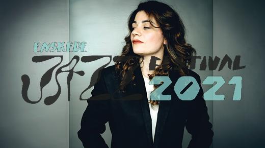 Bild för Ilaria Capalbo på Enskede jazzfestival 2021, 2021-09-11, Triangelkyrkan