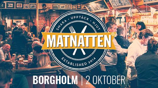 Bild för Matnatten Borgholm, 2020-10-02, Borgholm