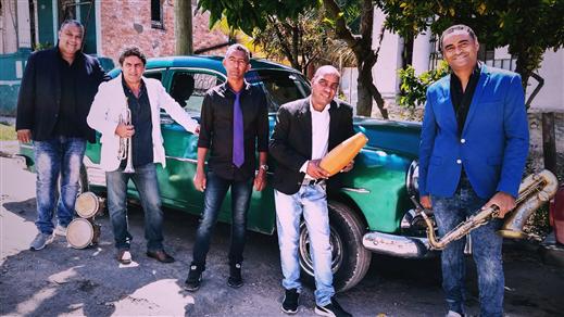 Bild för Barriada Quinteto (Kuba), 2019-05-21, Gamla Tingshuset