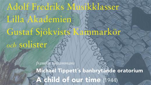 "Bild för Extrakonsert ""A Child of Our Time"", 2019-03-30, Eric Ericssonhallen"