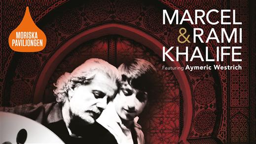 Bild för Marcel Khalife (LB) Live / Moriska Paviljongen, 2018-10-19, Moriska Paviljongen