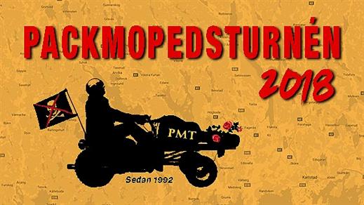 Bild för Packmopedsturnén 2018, Molkom, 2018-07-01, Molkom, Upperudslogen