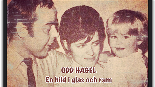 Bild för Odd Hagel - En bild i glas och ram, 2016-10-29, Emmboda Folkets Hus