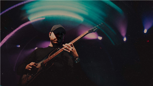 Bild för Intervals + Support:  Sithu Aye + The Omnific, 2019-06-04, Sticky Fingers