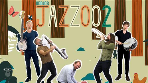 Bild för Jazzoo på Ersboda Folkets Hus, 2019-09-07, Ersboda Folkets Hus