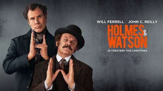 Bild för Holmes & Watson, 2019-01-09, Emmaboda Folkets Hus