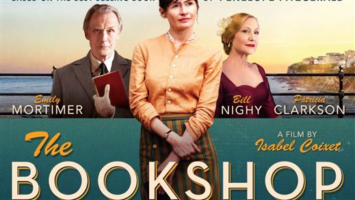Bild för The Bookshop, 2018-12-19, Emmaboda Folkets Hus