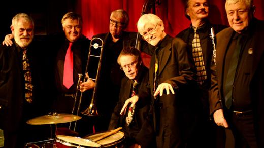 Bild för Jesse's New Orleans Band, 2017-11-08, Musikföreningen Crescendo