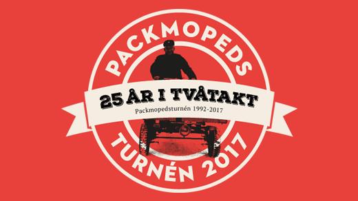 Bild för Packmopedsturnén på Kalasmakeriet, 2017-07-04, Kalasmakeriet