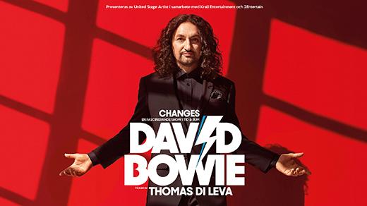 Bild för Thomas Di Leva - Changes, 2019-02-16, UKK - Stora salen