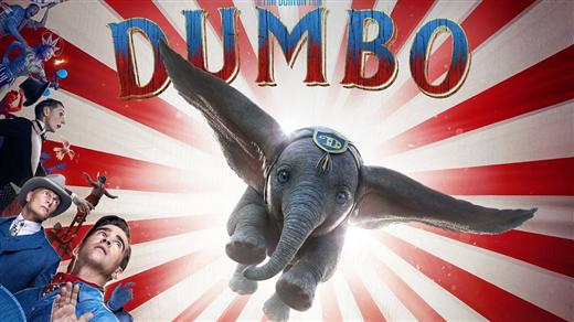 Bild för Dumbo (live action) (Eng. tal), 2019-03-31, Emmaboda Folkets Hus