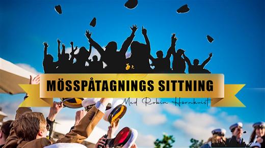 Bild för Mösspåtanings sittning Lördag, 2020-05-30, O´Learys Örnsköldsvik