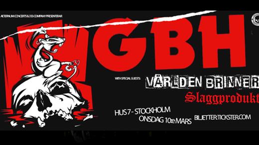 Bild för GBH / Världen Brinner / Slaggprodukt, 2021-03-10, Hus7