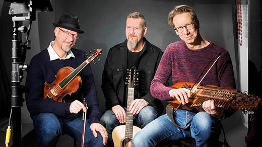 Bild för Musikriket konsert - Väsen, 2019-11-24, Von Reisters skola, Åsljunga - Matsalen