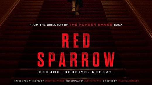 Bild för Red Sparrow, 2018-03-04, Kulturhuset i Svalöv