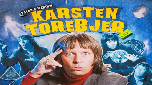 Bild för Karsten Torebjer — Psychic Medium, 2016-11-02, Jönköpings Teater