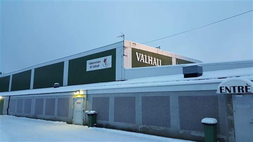 Bild för Träningsmatch SHL Färjestad-Mora, 2018-09-11, Valhall