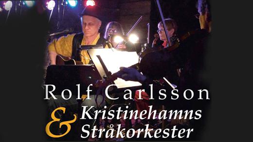 Bild för Rolf Carlsson & Kristinehamns Stråkorkester, 2018-04-14, Arenan