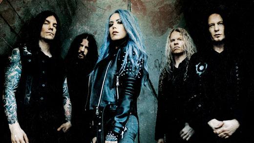 Bild för Arch Enemy + support | Gävle, 2018-07-03, Gasklockorna