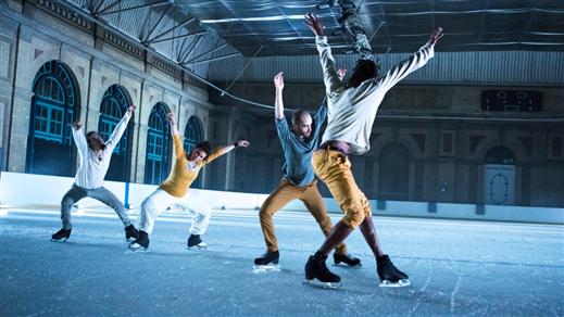Bild för Dansföreställning: Vertical, 2019-01-18, Kinnarps arena, D hallen