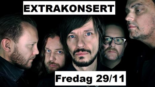 Bild för Extrakonsert: SATOR + Support: Deadheads 29/11, 2019-11-29, Klubb Undergrunden