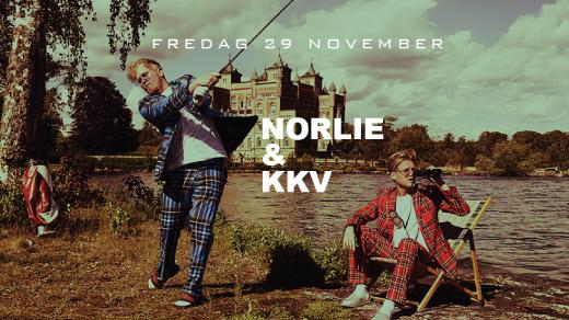 Bild för Norlie & KKV Fredag 29 November, 2019-11-29, Puls Nattklubb