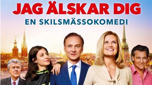 Bild för Jag älskar dig - En skilsmässokomedi, 2016-09-30, Bräcke Folkets hus