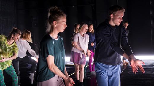 Bild för A line_up, 2017-09-22, Motala CC Teatersalongen