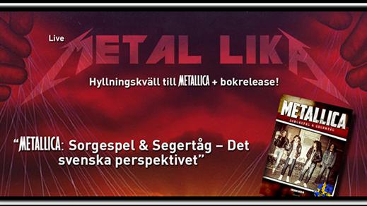 Bild för Hyllningskväll till Metallica, 2018-10-26, Sticky Fingers