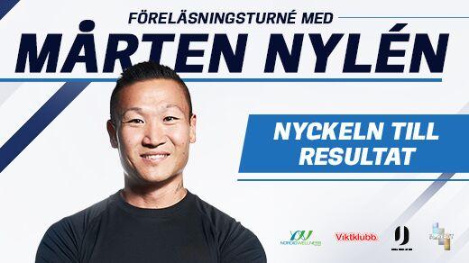 Bild för Mårten Nylén - Nyckeln Till Resultat - Luleå, 2017-09-13, Clarion Sense
