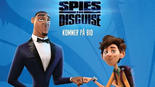 Bild för Spies in Disguise (Sv. tal), 2020-02-05, Emmaboda Folkets Hus