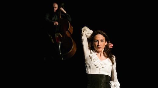"""Bild för 180211 Sofia Castro """"Mellan Rummen"""", 2018-02-11, Stallet - Världens Musik"""