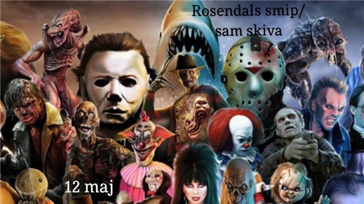 Bild för Bad Guys & Villains- SMIP/Sam skivan, 2020-05-12, Flustret
