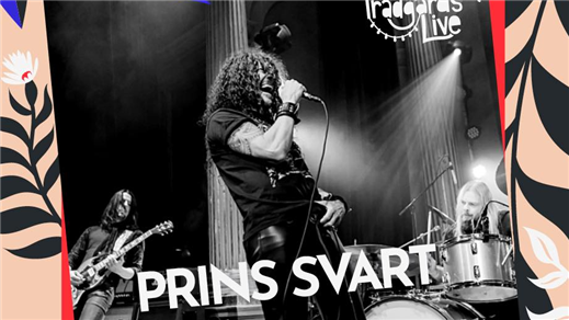 Bild för Prins Svart + Mats Levén, 2020-07-16, Bomber Bar Motala
