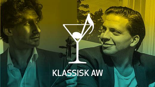 Bild för Klassisk AW: Naimark & Hormazábal, 2020-10-29, UKK - Restaurangen/Sal D