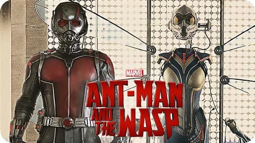 Bild för Ant-Man and the Wasp - Premiär, 2018-07-04, Kulturhuset i Svalöv