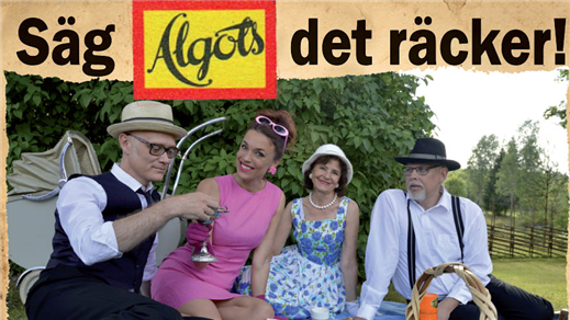Bild för Säg Algots det räcker, 2019-04-06, Saga Teaterbiografen
