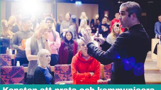 Bild för Konsten att kommunicera!, 2019-02-17, Folkan Teater