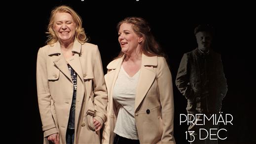 Bild för Den starkare, 2020-12-15, Strindbergs Intima Teater