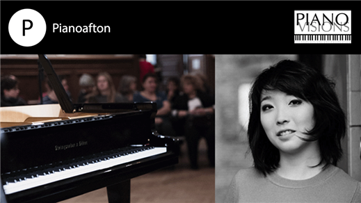 Bild för Pianoafton med Claire Huangci, 2020-05-24, Konstakademien
